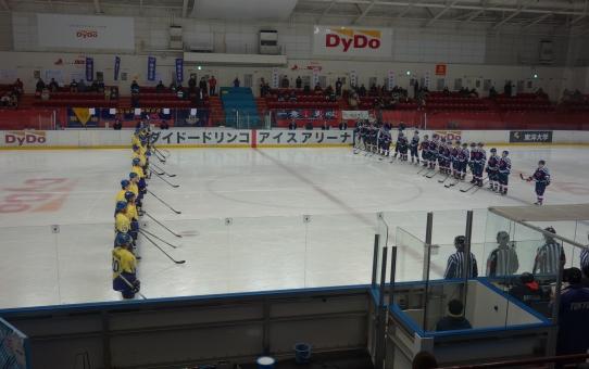 秋リーグ2巡目最終戦 vs 中央