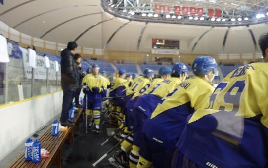 第91回日本学生氷上競技選手権大会3回戦 vs早稲田