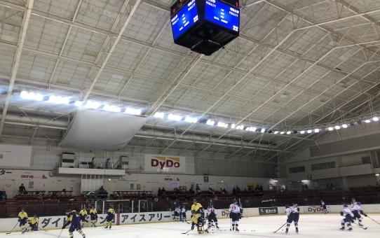 2019年度関東大学アイスホッケーリーグ戦 vs 中央