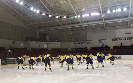 2019年度関東大学アイスホッケーリーグ戦 vs 東洋