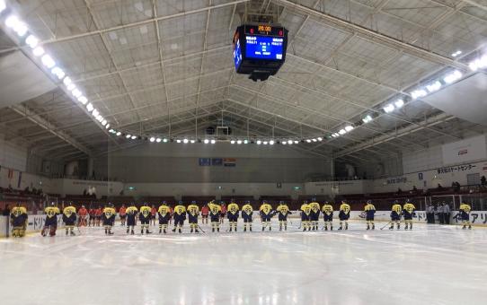 2019年度関東大学アイスホッケーリーグ戦 vs 法政