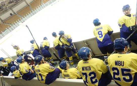 第92回日本学生氷上競技選手権大会 vs 信州