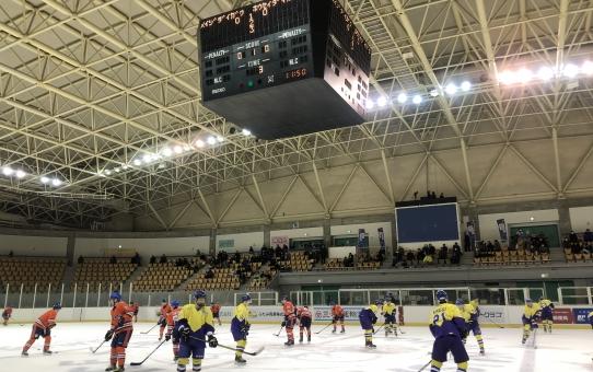 第92回学生氷上競技選手権大会 vs 法政